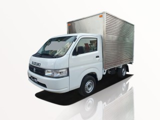 Xe Tải Suzuki Carry Pro 2019 700Kg Thùng Kín