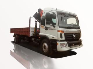 Xe Tải Thaco Auman C160 7T5 Gắn Cẩu PALFINGER PK11002