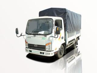Xe Tải Veam VT252 2.4 Tấn Thùng Bạt