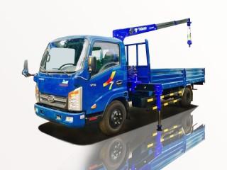 Xe Cẩu Veam VT260 1 Tấn Gắn Cẩu Tadano TM-ZE263MH