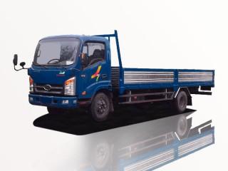 Xe Tải Veam VT651 6.2 Tấn Thùng Lửng