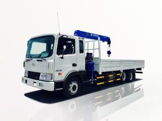 Xe Tải Hyundai HD210 13 Tấn Gắn Cẩu Tadano 3 Tấn 3 Khúc