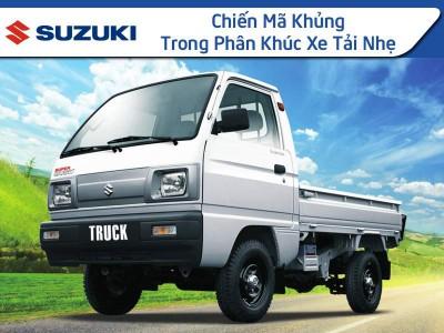 Đánh Giá Xe Tải Suzuki: Chiến Mã Khủng Trong Phân Khúc Xe Tải Nhẹ