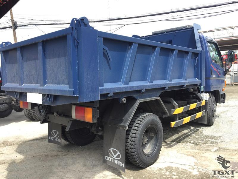 Xe Ben Đô Thành Mighty 5 Tấn - HD88