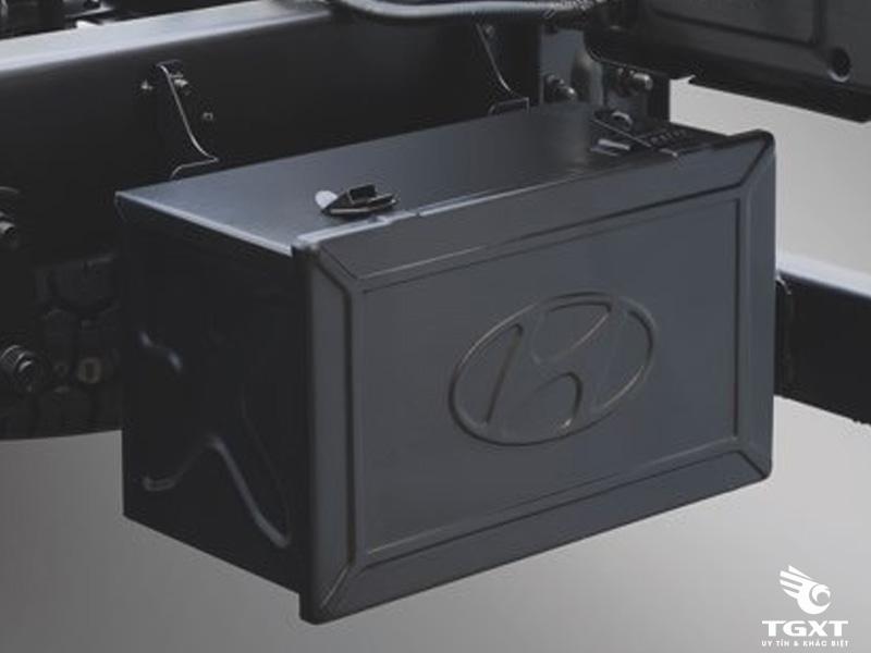 Xe Ben Hyundai New Mighty N250 1T95