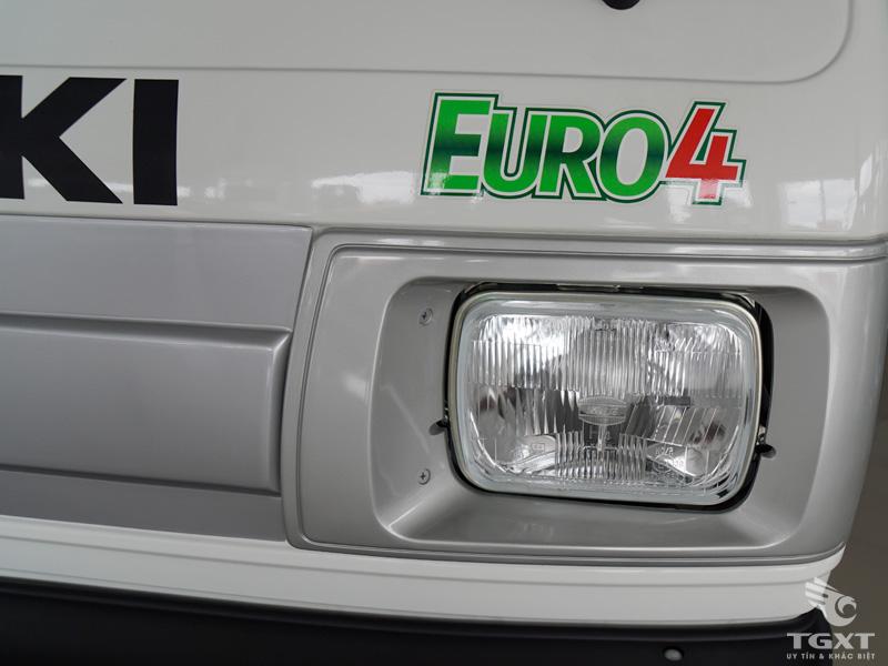 Xe Tải Ben Suzuki Carry Truck 470Kg