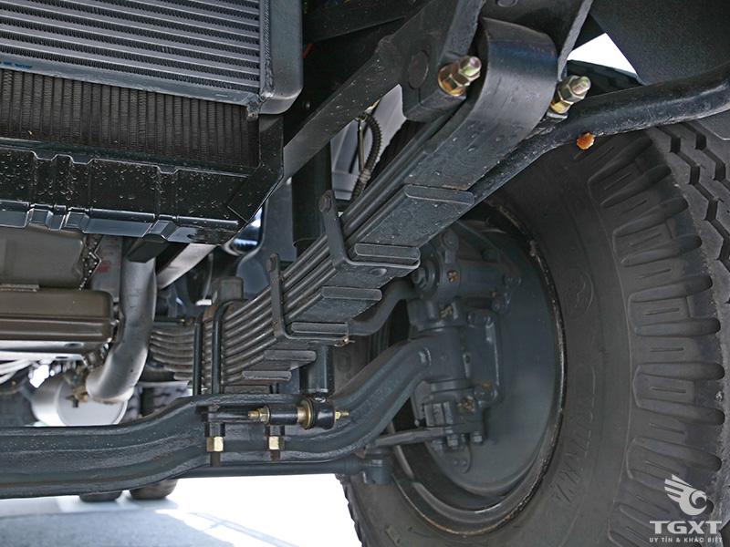 Xe Ben TMT 6.5 Tấn 2 Cầu - KC10570D2