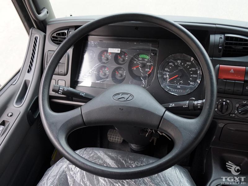 Xe Bồn Chở Sữa Hyundai HD310 17 Khối
