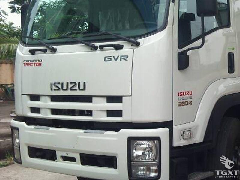 Xe Đầu Kéo Isuzu GVR 1 Cầu 280Ps 34 Tấn