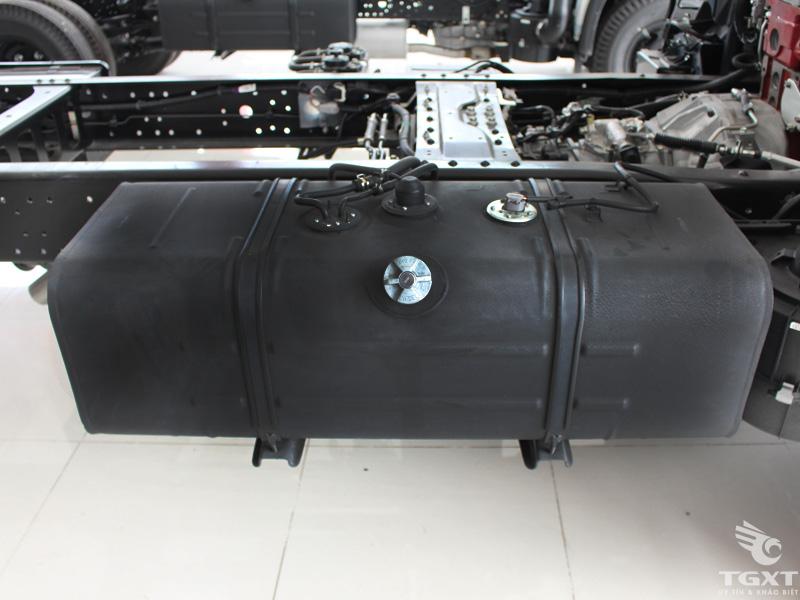 Xe Cẩu Hino XZU730L 3T3 Gắn Cẩu Tadano TM-ZE304MH