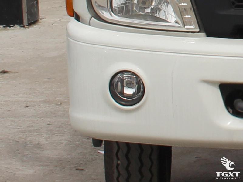 Xe Tải Veam VT651 5T5 Gắn Cẩu Unic URV233