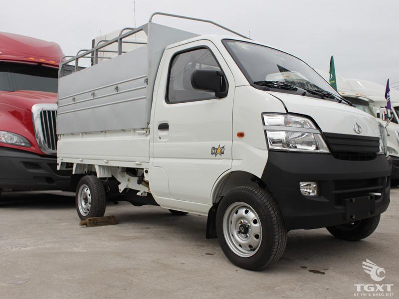 Xe Tải Changan SC1022 Thùng Bạt 700kg