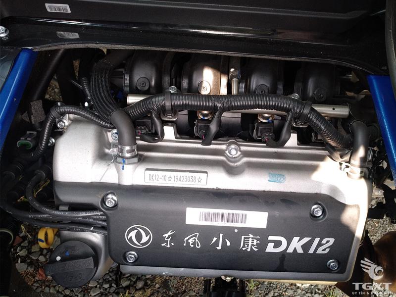 Xe Tải TMT Cửu Long K01S 990Kg Thùng Kín
