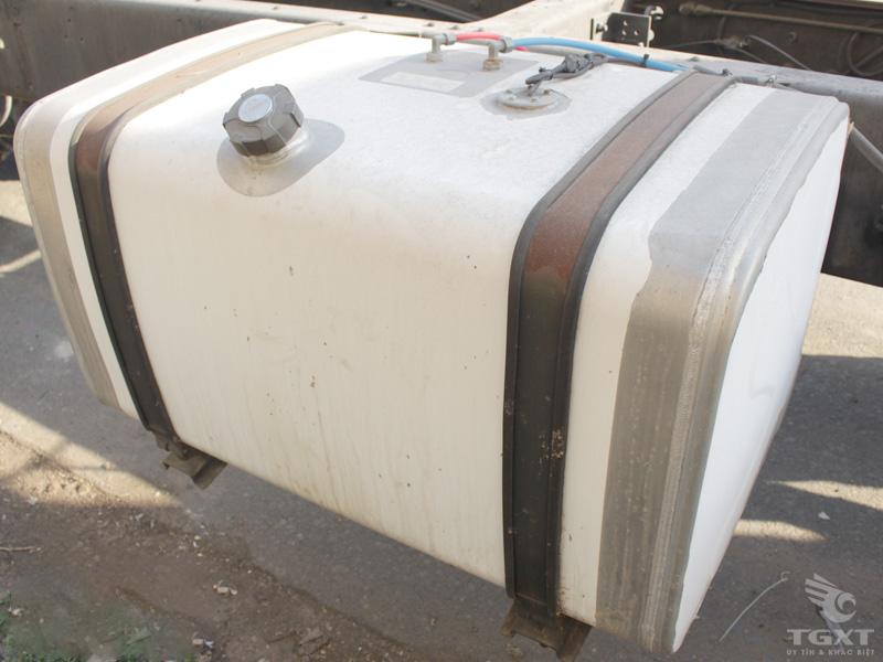 Xe Bồn Chở Sữa Daewoo 4 Chân 16 Tấn 15500 Lít