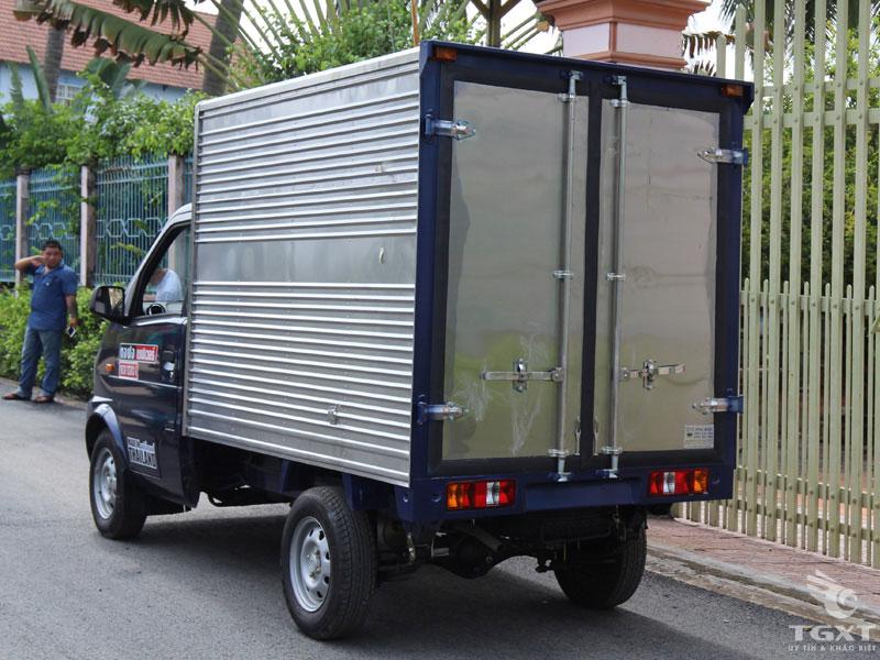 Xe Tải Thái Lan DFSK EQ1020 Thùng Kín 860kg