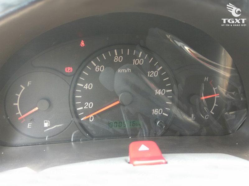 Xe Tải Dongben DB1021 800Kg Thùng Bảo Ôn