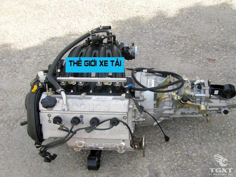 Xe Tải Dongben T30 990Kg Thùng Cánh Dơi