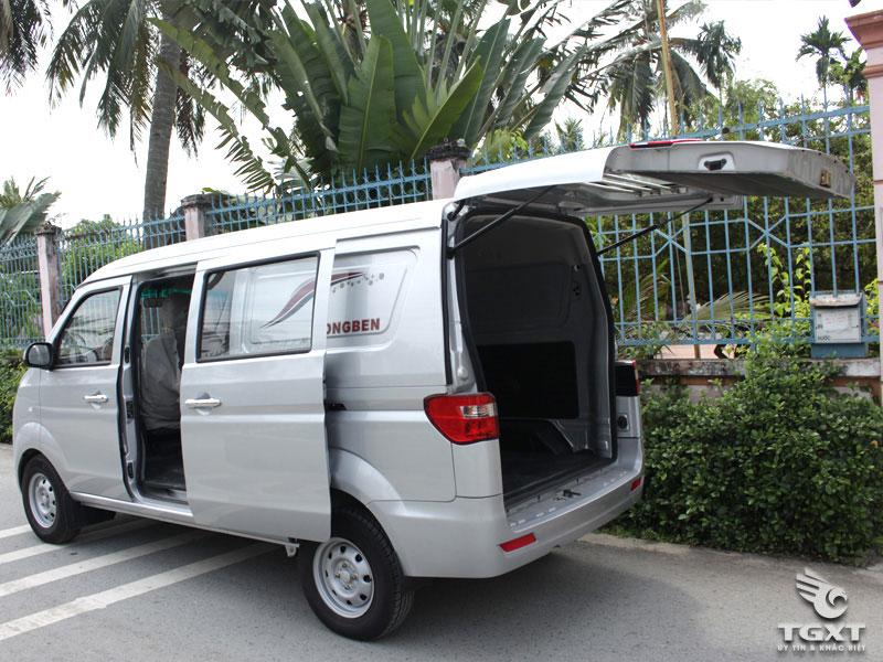 Xe Tải Van Dongben X30 500Kg 2 Chỗ Ngồi