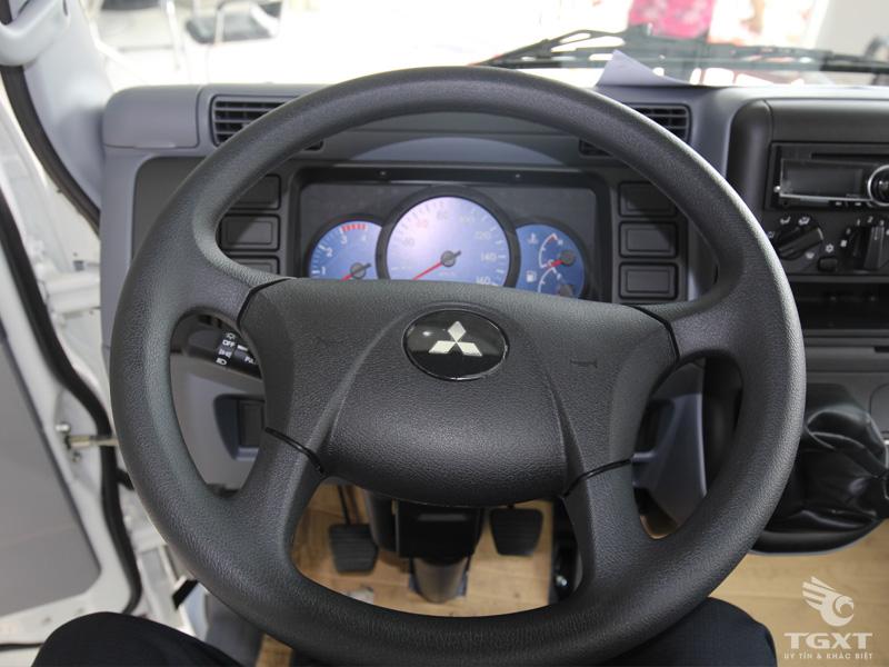 Xe Tải Fuso Canter 8.2HD 5 Tấn Thùng Bạt