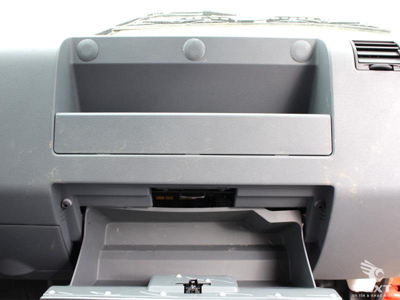 Xe Tải Fuso FI 7.5 Tấn Thùng Bảo Ôn