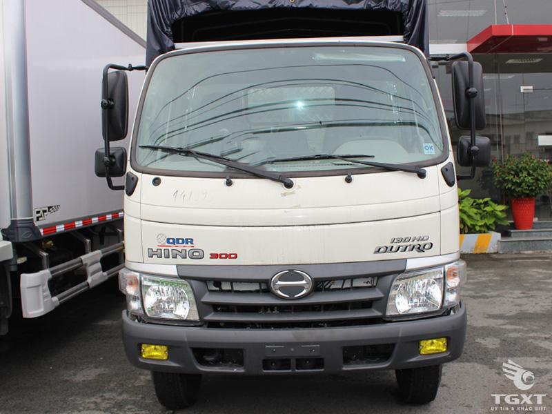 Xe Tải Hino Dutro XZU352L 3.5 Tấn Thùng Bạt