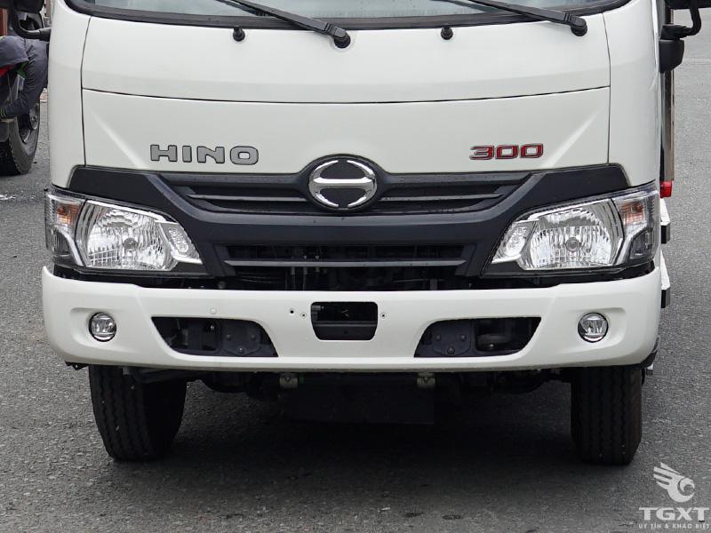 Xe Tải Hino XZU650L 1.9 Tấn Thùng Lửng