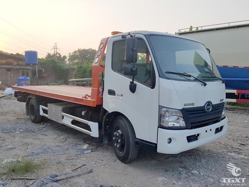 Xe Cứu Hộ Chở Xe Hino XZU730L-HKFTL3