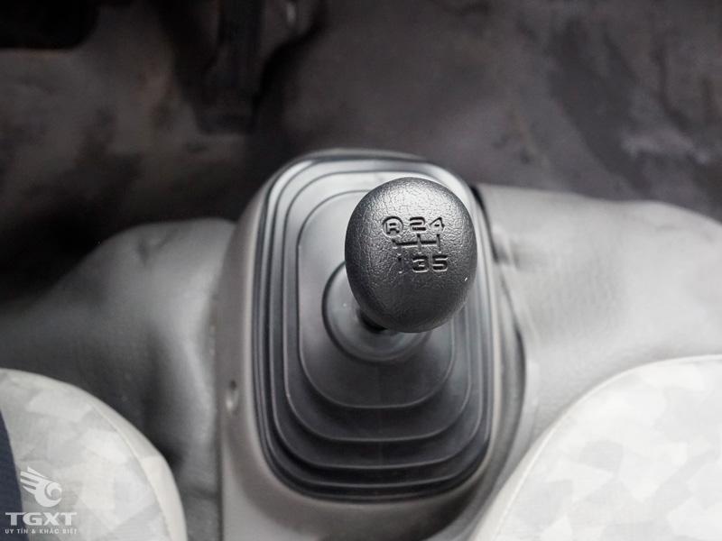 Xe Tải Hino XZU730L 4T8 Thùng Lửng Bửng Nâng