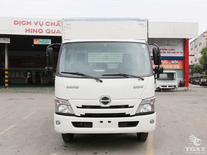 Xe Tải Hino XZU650L 3.5 Tấn Thùng Bạt