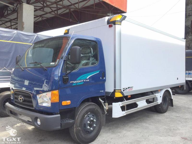 Xe Tải Hyundai New Mighty 110S 7 Tấn Thùng Bảo Ôn