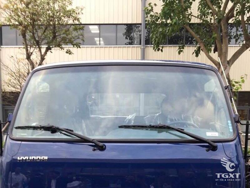 Xe Tải Hyundai New Mighty 110S 7 Tấn Thùng Bạt