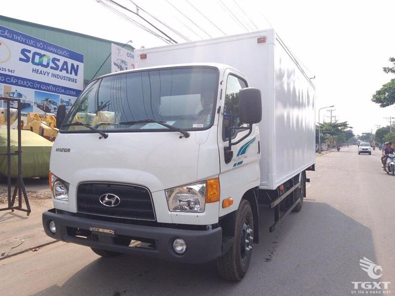 Xe Tải Hyundai New Mighty 110SL 7 Tấn Thùng Bảo Ôn