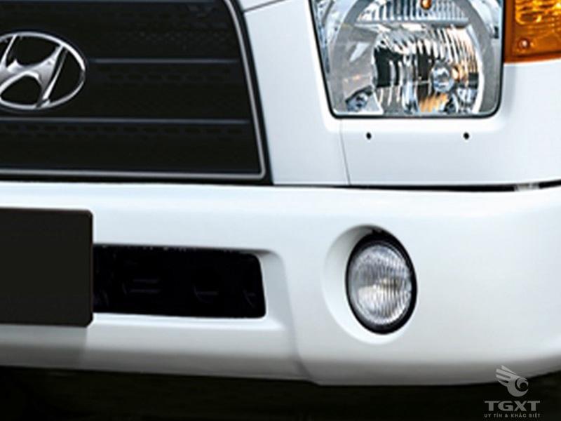 Xe Tải Hyundai New Mighty 75S 4 Tấn Thùng Bạt