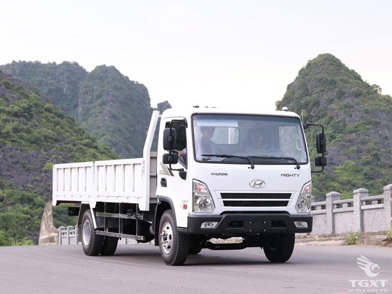 Xe Tải Hyundai Mighty EX8 GT S2 7 Tấn Thùng Lửng