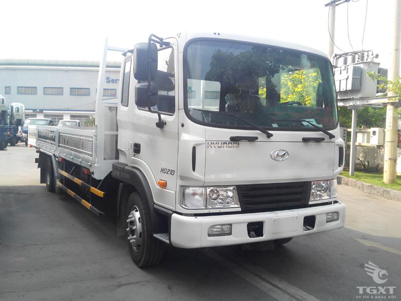 Xe Tải Hyundai HD210 14 Tấn Thùng Lửng