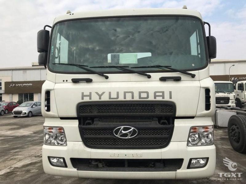Xe Bồn Chở Hóa Chất Hyundai HD320 15 Tấn 28 Khối