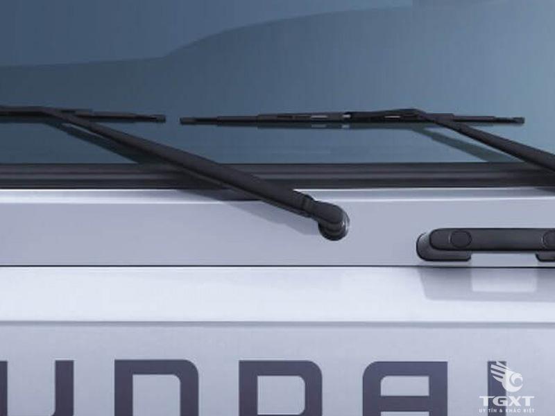 Xe Tải Hyundai 5 Chân 14 Tấn Gắn Cẩu Atom 12 Tấn 5 Khúc