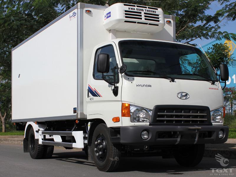 Xe Đông Lạnh Hyundai 3T5 HD72