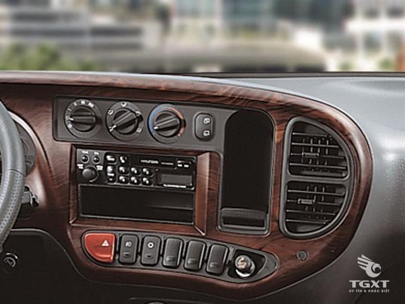 Xe Tải Hyundai HD99 6.5 Tấn Thùng Bảo Ôn