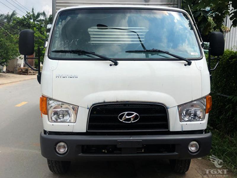 Xe Tải Hyundai HD99 6.5 Tấn Thùng Bạt