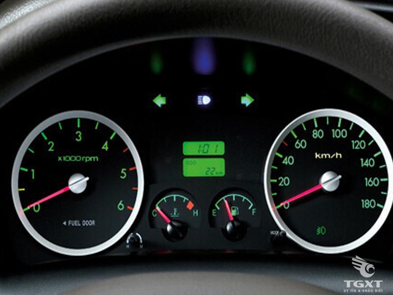 Xe Tải Hyundai New Porter H150 1 Tấn Thùng Đông Lạnh