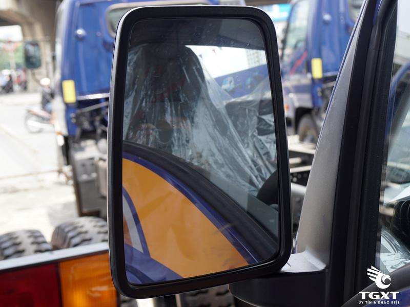 Xe Tải Hyundai New Porter H150 1T1 Thùng Kín Bửng Nâng