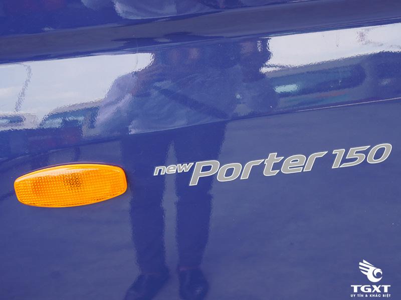 Xe Ben Hyundai New Porter H150 1T25