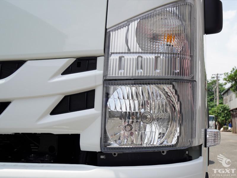 Xe Ben Isuzu 8 Tấn 7 Khối - FVR900
