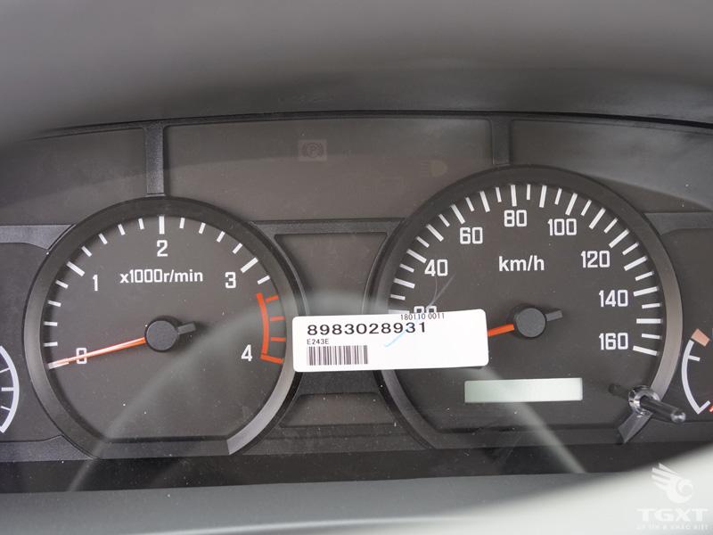 Xe Đông Lạnh Isuzu NPR85KE4 3T5