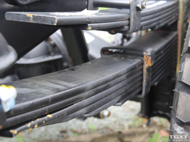Xe Tải Jac HFC 1083K1 6 Tấn Thùng Bạt