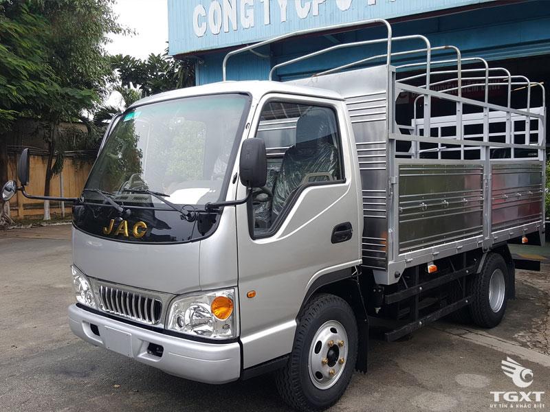Xe Tải Jac HFC 1030K3 1.49 Tấn Thùng Bạt
