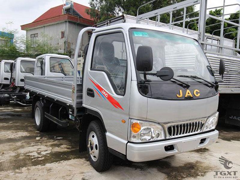 Xe Tải Jac HFC 1030K4 2.4 Tấn Thùng Lửng