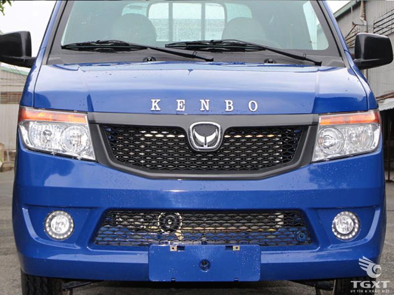 Xe Tải Kenbo Thùng Mui Bạt 990Kg