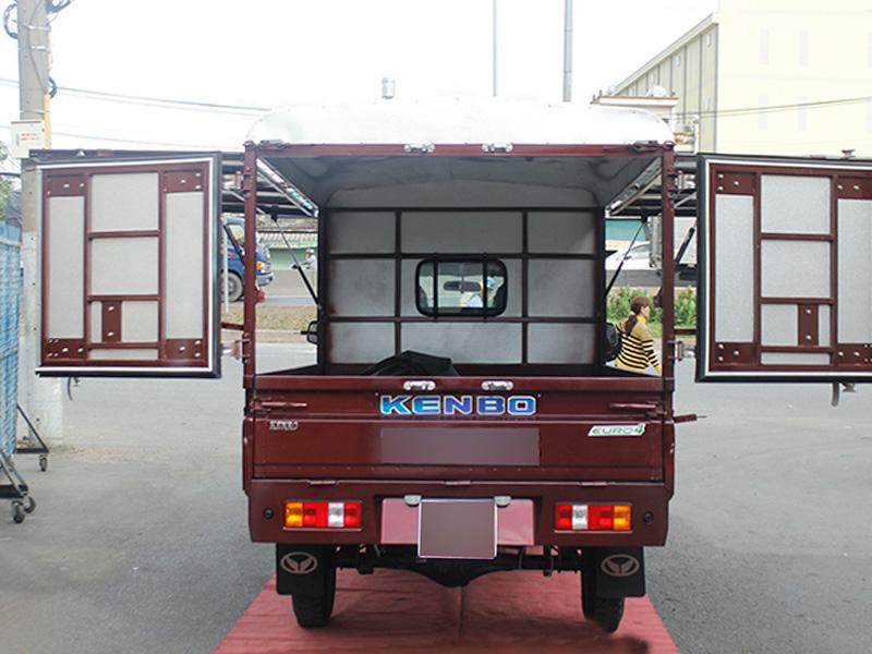 Xe Tải Kenbo Thùng Cánh Dơi 990Kg